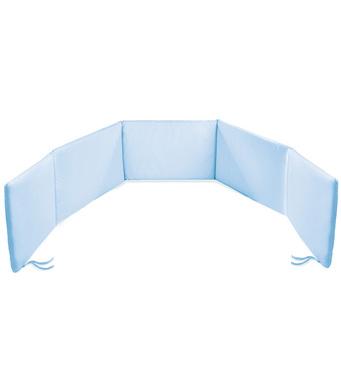 Фото-1 Бампер для детской кровати Italbaby голубой