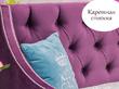 Фото-7 Кровать-диван для девочки Art-D фиолетовый