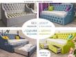Фото-2 Кровать-диван для девочки Art-D фиолетовый