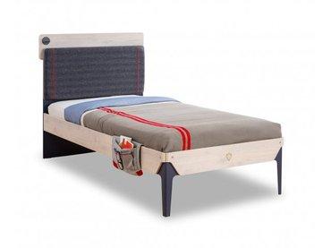 Фото-1 Кровать со спинкой Trio Cilek Line арт.1310 для мальчика