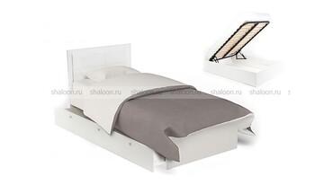 Фото-1 Кровать Extreme Advesta (Адвеста) с мягким изголовьем