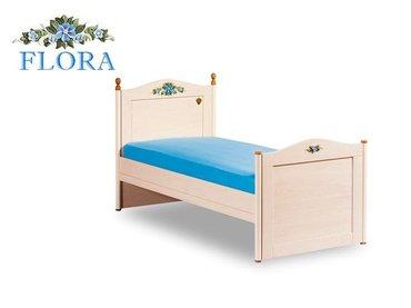 Фото-1 Кровать Flora Cilek арт.1321 для девочки