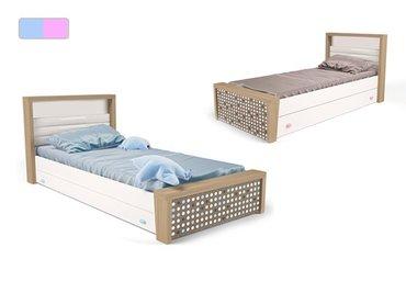 Фото-1 Детская кровать MIX ABC-King №3 с ящиком
