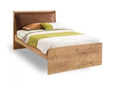 Фото-1 Мягкая подростковая кровать Mocha Cilek арт.1305, 1307