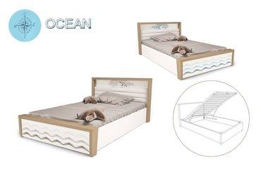 Фото-1 Кровать с подъемным механизмом Ocean MIX №5