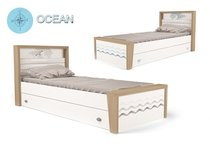 Фото-1 Кровать с ящиком Ocean MIX №3 детская