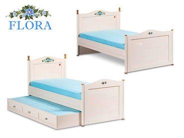 Фото-1 Детская кровать Flora Cilek 1301-SLF, 1307-SLF