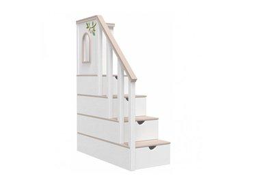 Фото-1 Лестница с ящиками Совы Cleveroom