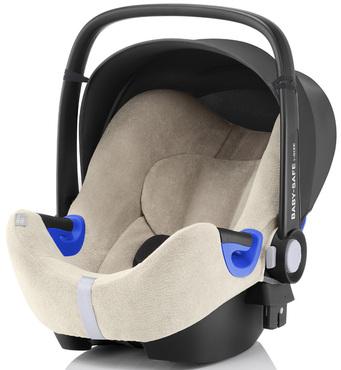 Фото-1 Летний чехол для автокресла Britax Roemer Baby-Safe i-Size бежевый