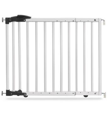 Фото-1 Ворота безопасности раздвижные Geuther 68-102 см (2714) металлические белые