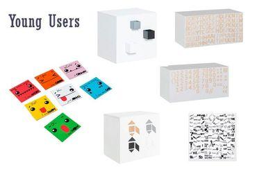 Фото-1 Магниты на металлические накладки VOX Young Users