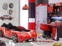 Фото-1 Мебель Champion Racer Cilek для мальчиков