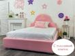 Фото-2 Мягкая мебель для девочки Art-A с ВЫШИВКОЙ ИМЕНИ