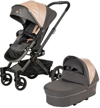 Фото-1 Детская коляска 2 в 1 VIP GTX XL 535 (без сумки)