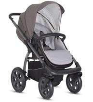 Фото-1 Детская прогулочная коляска X-Lander X-Move Evening grey