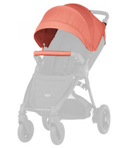 Фото-1 Капор для колясок B-Agile 4 Plus, B-Motion 4 Plus и B-Motion-3 Plus Coral Peach