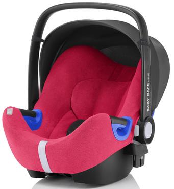 Фото-1 Летний чехол для автокресла Britax Roemer Baby-Safe i-Size розовый