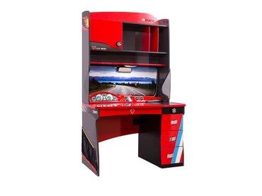 Фото-1 Письменный стол с надстройкой Champion Racer Cilek арт.1101