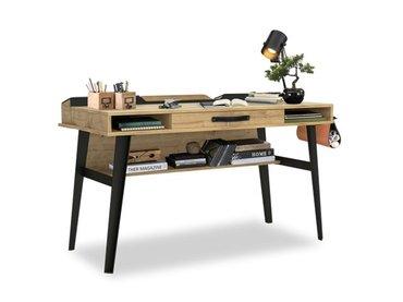Фото-1 Письменный стол с ящиком Wood Metal Cilek арт.1101