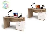 Фото-1 Письменный стол Зайцы MIX детский