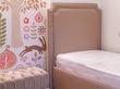 Фото-4 Подростковая кровать с мягкой спинкой Мечта Grigio