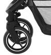 Фото-5 Прогулочная коляска B-Agile R Elephant Grey/Black