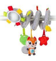 Фото-1 Подвесная игрушка Benbat Spiral Toy серая
