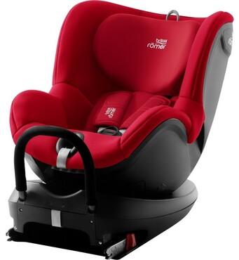 Фото-1 Детское автокресло Britax Roemer Dualfix² R (группа 0+ и 1, до 18 кг) Fire Red