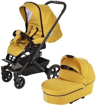 Фото-1 Детская коляска 2 в 1 Hartan VIP GTS XL 511 (без сумки)