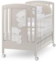 Фото-1 Детская кровать Italbaby Baby Jolie крем