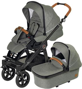 Фото-1 Детская коляска 2 в 1 R1 XL 549 Selection с сумкой