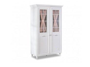 Фото-1 Шкаф со стеклянными дверями Romantica Cilek арт.1007