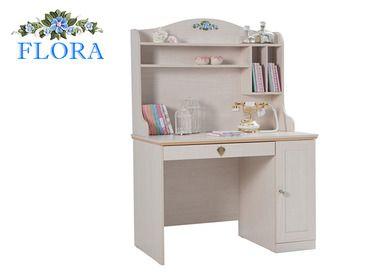 Фото-1 Письменный стол Classic SL Flora Cilek SLF-1103