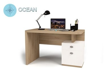 Фото-1 Письменный стол Ocean MIX детский