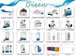 Фото-4 Стол с надстройкой Океан Адвеста (Ocean Advesta)