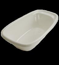 Фото-1 Детская ванночка со сливом Geuther белая