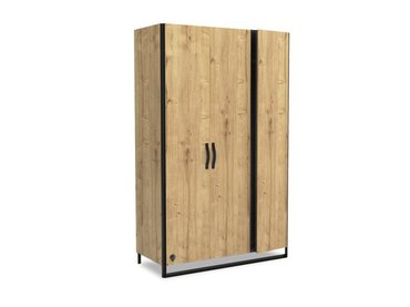 Фото-1 Трехдверный шкаф Wood Metal Cilek арт.1002