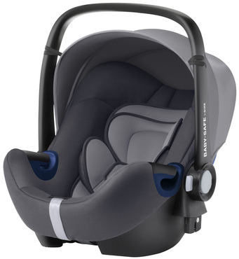 Фото-1 Детское автокресло Britax Roemer Baby-Safe² i-Size Storm Grey