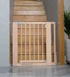 Фото-6 Ворота безопасности Geuther 73-81,5 см дверные (2712) натуральные