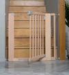 Фото-7 Ворота безопасности Geuther 73-81,5 см дверные (2712) натуральные