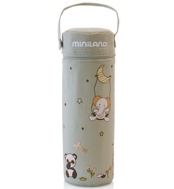 Фото-1 Термосумка Miniland Thermibag Soft бежевая 500 мл