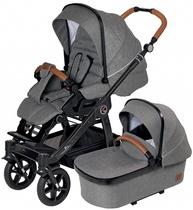 Фото-1 Детская коляска 2 в 1 R1 XL 552 Selection с сумкой