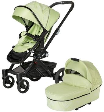 Фото-1 Детская коляска 2 в 1 VIP GTX XL 517 (без сумки)
