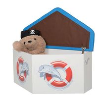 Фото-1 Ящик для игрушек Океан Адвеста (Advesta)