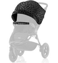 Фото-1 Капор для колясок B-Agile 4 Plus, B-Motion 4 Plus и B-Motion-3 Plus Geometric Web Cosmos Black