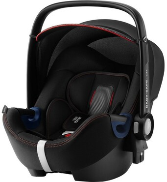 Фото-1 Детское автокресло Britax Roemer Baby-Safe² i-Size Cool Flow - Black