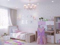 Фото-1 Зайцы детская мебель MIX ABC-King