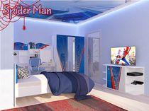 Детская мебель Спайдер Мэн Адвеста (Spider Man Advesta)