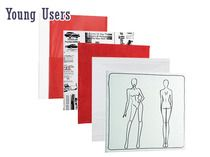 Накладки из ткани для фасадов VOX Young Users