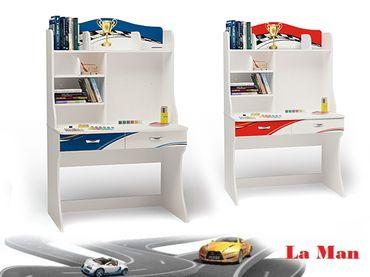 Фото-1 Стол с надстройкой La-Man